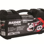 ЪГЛОШЛАЙФ RAIDER 125mm 750W RD-AG51 020149