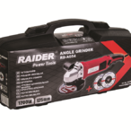 ЪГЛОШЛАЙФ RAIDER 125mm 1200W RD-AG54 020152