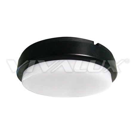 LED плафониера ELLIS LED - ELLIS/R BK 12 W CL
