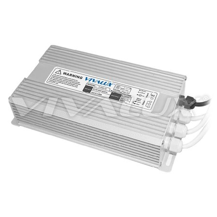 LED захранване Vivalux PPD 200W LED PPD POWER LED DRIVER IP67 IP67