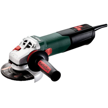 Ъглошлайф 125mm 1250W METABO W 12-125 QUICK; кутия