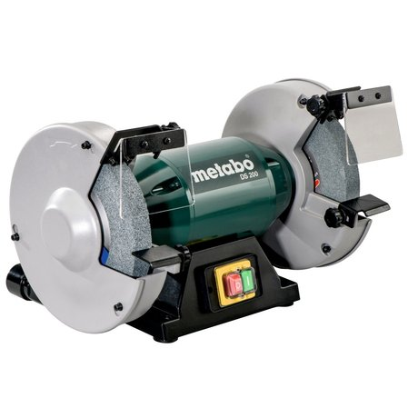 Шмиргел 600W 200mm METABO DS 200; кутия