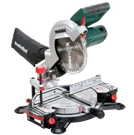 Герунг циркуляр ø216mm 1350W METABO KS 216 M Lasercut; кутия