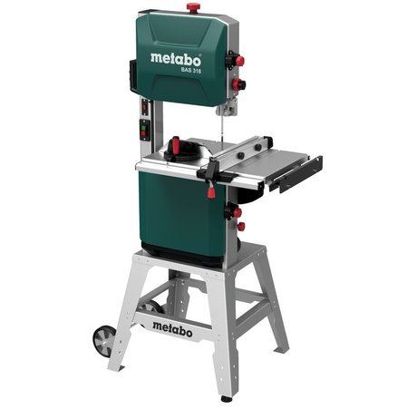 Банциг 900W 170mm METABO BAS 318 Precision 230V; кутия
