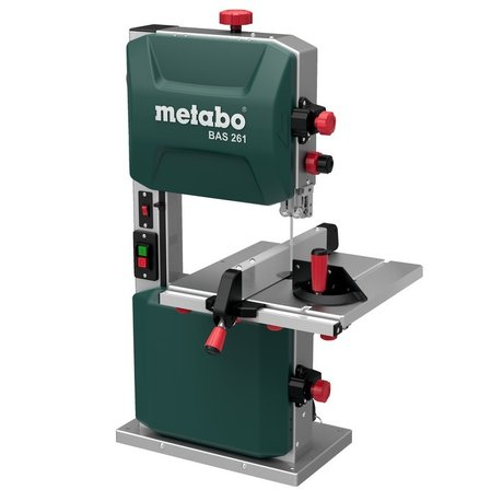 Банциг 400W 103mm METABO BAS 261 Precision; кутия