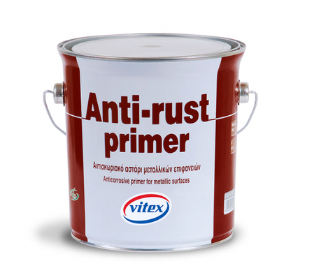Антикорозионен грунд за метал ANTI-RUST PRIMER 375mL/750mL/2.5L/5L
