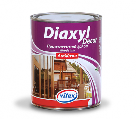 Импрегниращ лак алкиден VITEX DIAXYL DECOR 750mL/2.5L