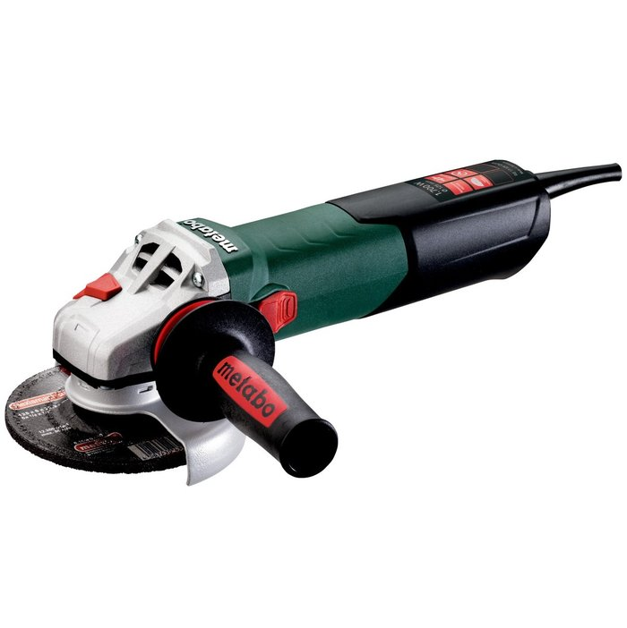 Ъглошлайф 125mm 1700W METABO WE 17-125 QUICK кутия
