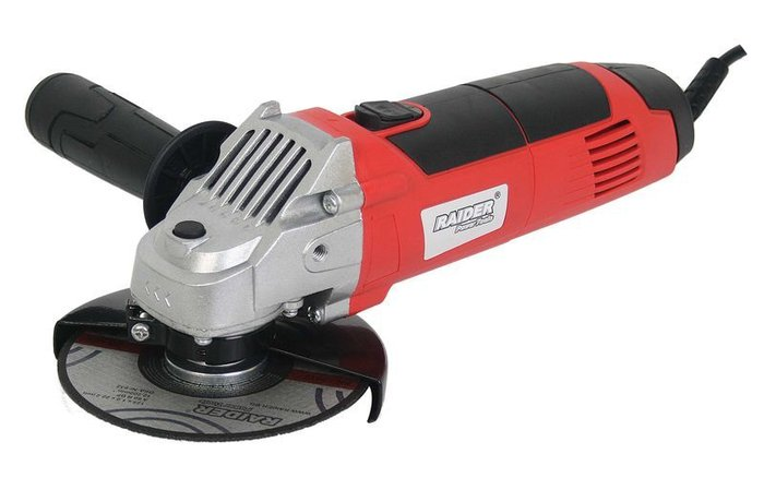 ЪГЛОШЛАЙФ RAIDER 115mm 550W RD-AG33 020135