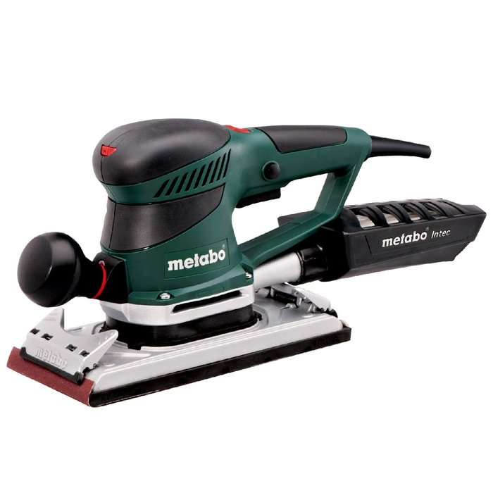 Виброшлайф 350W 112x236mm METABO SRE 4351 TurboTec; кутия