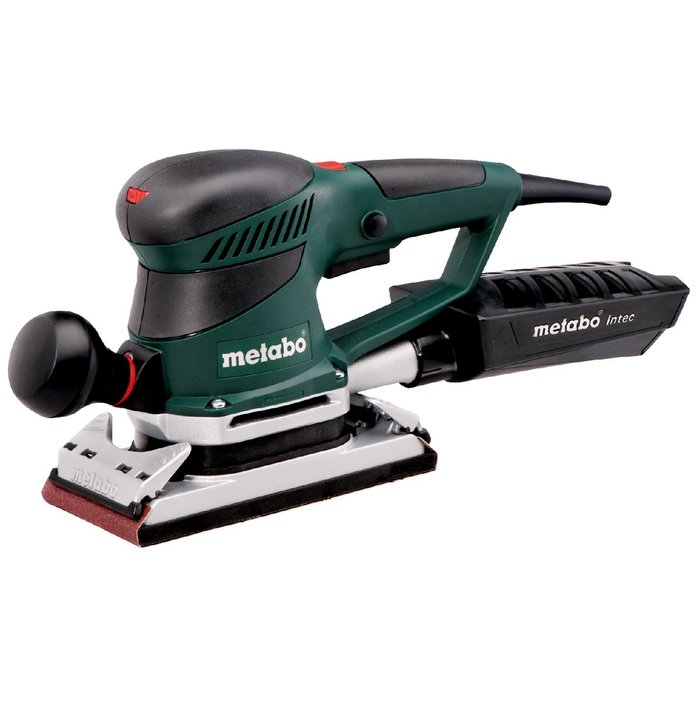 Виброшлайф 350W 90x190mm METABO SRE 4350 TurboTec; кутия